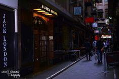 Flinders Lane - Melbourne