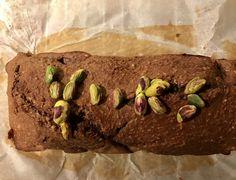 Ja de pistache nootjes bleven moeizaam liggen maar met wat verbeelding zie je het wel hè :))