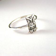 Owl Ring!