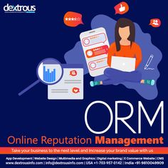 Rivals often take the unethical way of tarnishing the online image of their competition. If your business has been the victim of such a situation, our online reputation management services can help you out! Seo Marketing, Digital Marketing Services, Online Marketing, Reputation Management, Online Images, App Development, Competition, Business, Store