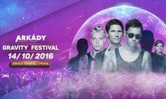Gravity Festival se po roce vrací do OC Arkády Pankrác - Evropa 2 Oc, Movie Posters, Movies, Films, Film Poster, Cinema, Movie, Film, Movie Quotes