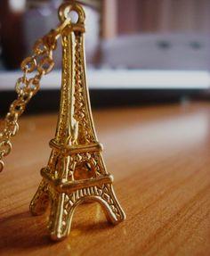 Lets make a love chain. Tower, Paris, Chain, Building, Rook, Montmartre Paris, Computer Case, Necklaces, Buildings