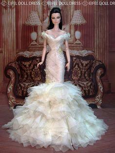 Más tamaños   Check out the new dress on my eBay shop :) http://www.ebay.com/usr/eifeldolldress   Flickr: ¡Intercambio de fotos!