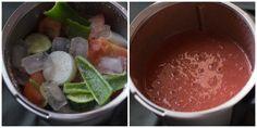 """Cómo preparar gazpacho de fresas con queso de cabra con Thermomix Finalizamos la semana con una receta muy sencilla que prepararemos en un momento, un gazpacho de fresas con queso de cabra. La receta forma parte de la nueva colección publicada en Cookido, la plataforma oficial de recetas de Thermomix, """"100% fresas"""", y es que estamos en plena temporada de …"""