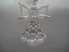 etwas-besonderes - Perlenschmuck Basteln 3D Perlensterne Perlen Schmuck Kerzen Acryl - Perlen Engel