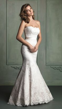Es un vestido precioso.
