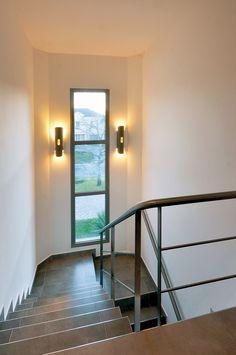 Modern Window Design, House Window Design, Minimal House Design, House Ceiling Design, Home Stairs Design, Bedroom False Ceiling Design, Home Building Design, House Front Design, Small House Design