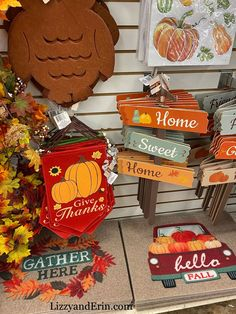 There's an incredible collection of *NEW* Dollar Tree Fall Decorations 2020  available now! – Lizzy Dollar Tree Fall, Dollar Tree Crafts, Halloween Goodies, Halloween Diy, Flooring Sale, Velvet Pumpkins, Fall Decorations, Autumn Trees, Diy Projects