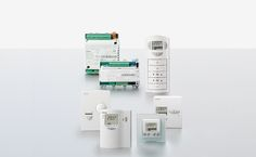 Room temperature controller for individual variety - Building Technologies - Siemens