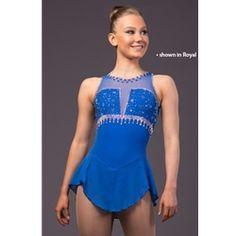 Brad Griffies Figure Skating Dress Style 1602 | Figure Skating Apparel | Style 1602 | Brad Griffies | Discountskatewear.com