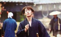 Kenshin♡ so innocent looking