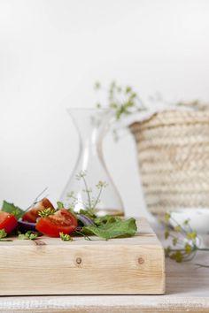 Ensalada con flor de hinojo by Heva