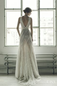 Closure Fall Wedding Dresses Collection For 2017