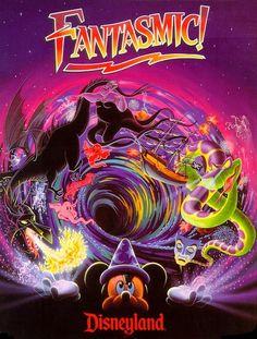 AMUSEMENT ATTRACTION! Disneyland Fantasmic! 2012 Film Full HD | Jerry's Hollywoodland Amusement And Trailer Park