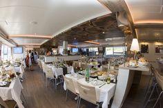 Design MS Dürnstein ••• danube ship Ms, Table Settings, Ship, Design, Interior Designing, Table Top Decorations, Place Settings, Design Comics, Yachts