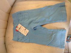 Blue girl pants 12M $50 pesos