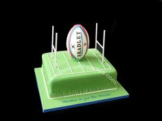 Rugby Union Bar Mitzvah Cake                                                                                                                                                                                 More