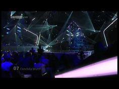australia eurovision position
