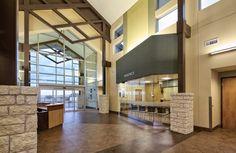 CommuniCare-Health-Centers-Kyle-Inside-Entrance