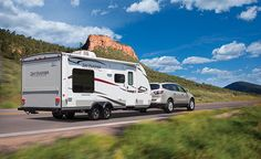 Jay Feather Ultra Lite Travel Trailers - Jayco