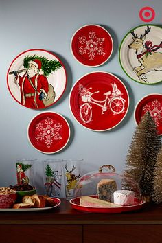 The combo of red and green will always be holiday perfect, and who ...