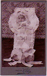 Victorian post- mortem photo.