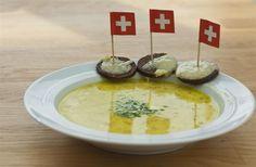 Käse-Suppe | Schweiz