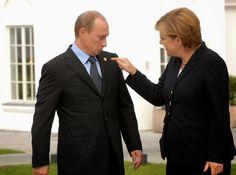 Μέρκελ σε Πούτιν: Να ασκήσεις πίεση στους αυτονομιστές ~ Geopolitics & Daily News