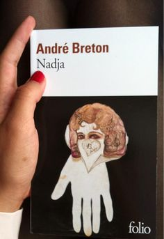 @MariamEdb : Nadja d'André Breton
