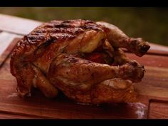 Pollo Relleno a la Parrilla - Receta de Locos X el Asado - YouTube