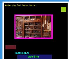 Woodworking Tool Cabinet Designs 185712 - The Best Image Search