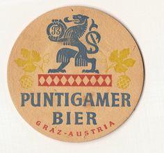 Puntigamer Bier (Austria) by Blue Beat1, via Flickr
