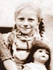 Bronisława Mendoń, pierwsza połowa lat 40. XX w.