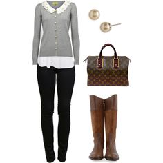 Casual Fridays, created by rosie215.polyvore.com