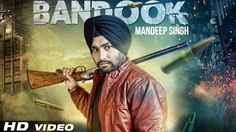 Bandook | Mandeep Singh | Latest Punjabi Songs 2016 | Harp Farmer Pictures