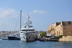 Malta - Day 6 Valletta Harbours