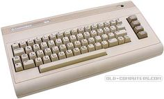 OLD-COMPUTERS.COM Museum ~ Commodore C64G