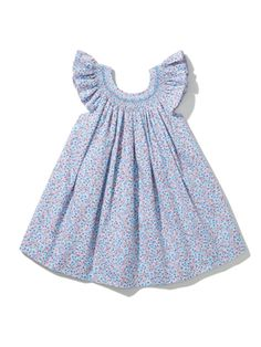 Evie Smocked Dress from Dresses