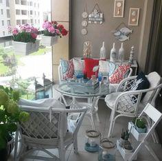 Balkon, Çiçekler