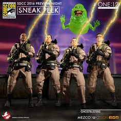 Check out our first look at our upcoming Collective Classic Ghostbusters action figures from the 2016 San Diego Comic Con! Original Ghostbusters, Ghostbusters The Video Game, Extreme Ghostbusters, Larry Wilcox, Horror Action Figures, Great Comedies, San Diego Comic Con, Latest Movies, Movie Tv
