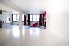 Cyclorama studio photo