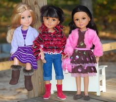Dresses for Girls- American Girl and bjd dolls. Description from symidolls.blogspot.com. I searched for this on bing.com/images