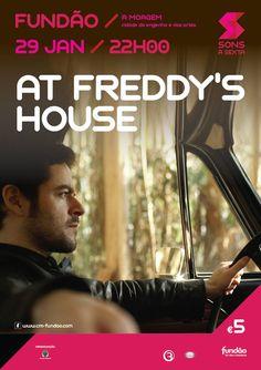 Sons à Sexta - At Freddy's House  http://media.rtp.pt/antena3/ler/novos-sons-no-fundao/