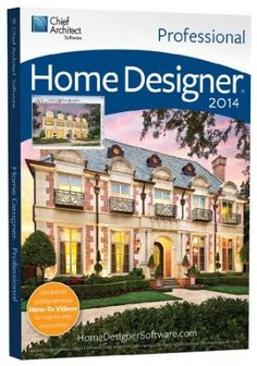 Chief Architect Home Designer Pro 2014: Home Designer Pro Is Professional  Quality Home Design Software