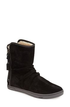 UGG® Australia 'Becky' Water Resistant Suede Boot (Women) available at #Nordstrom