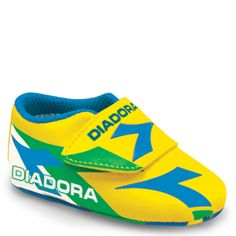 Diadora DD-NA2 Indoor Baby Soccer Shoes - model 160492-5612