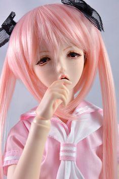 https://flic.kr/p/PNfEUg | Pink Drops Erina | Real Art Project Pink Drops Erina Quarantotto Angel Philia Pink School Uniform