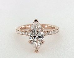 This Floral Moissanite Engagement Ring Set Two Tone Gold Flower Rings Unique Moissanite Engagement Rings is just one of the custom, handmade pieces you'll find in our bridal sets shops. Custom Wedding Rings, Wedding Rings Rose Gold, Wedding Rings Vintage, Wedding Jewelry, Bridal Rings, Dream Engagement Rings, Classic Engagement Rings, Rose Gold Engagement Ring, Oval Engagement