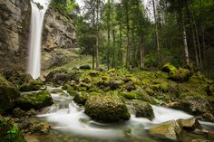 Leuenfall Switzerland, Flora, Photography, Outdoor, Nature Photography, Waterfall, Hiking, Places, Landscape