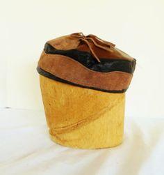 Leather Cap Kufi